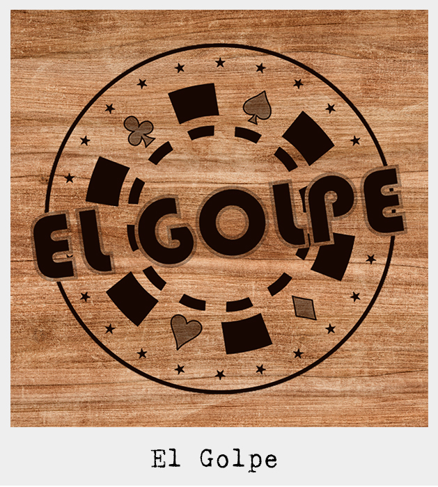Sala de hall escape El Golpe